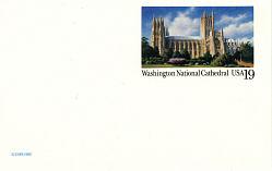 19c Domestic Postal Card