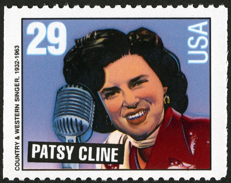 Image for 29c Patsy Cline single