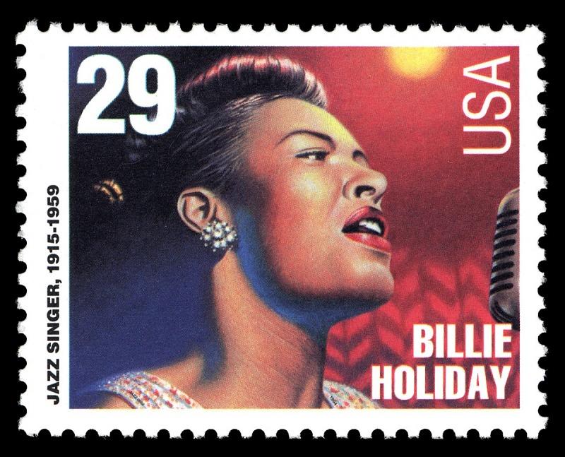 Image for 29c Billie Holiday single