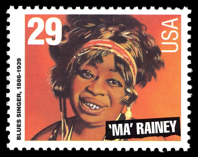 "Image for 29c ""Ma"" Rainey single"