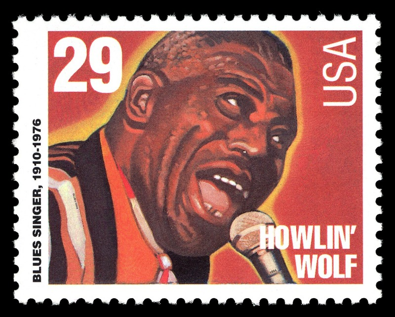 Image for 29c Howlin' Wolf single