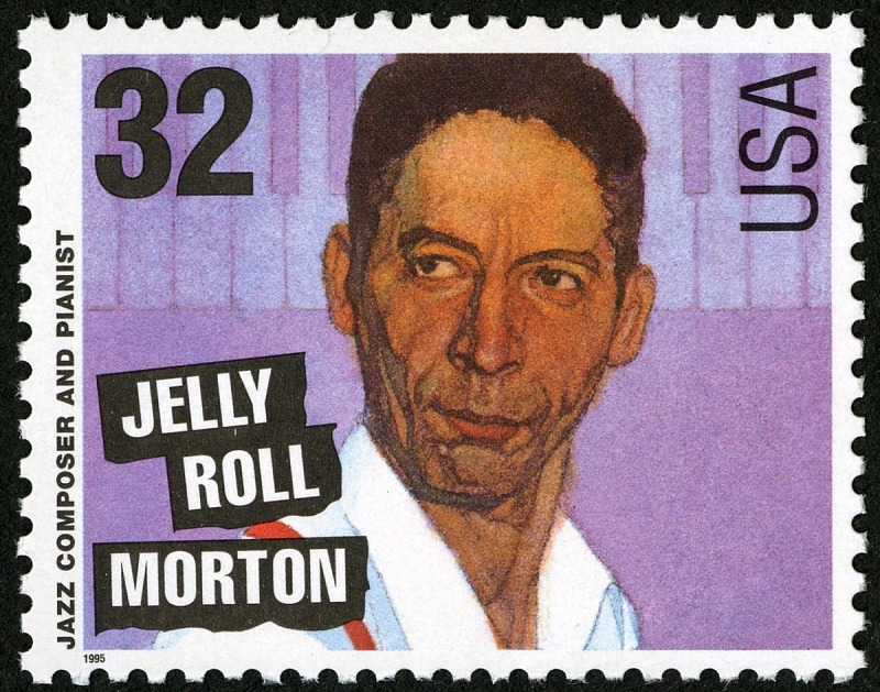 Image for 32c Jelly Roll Morton single