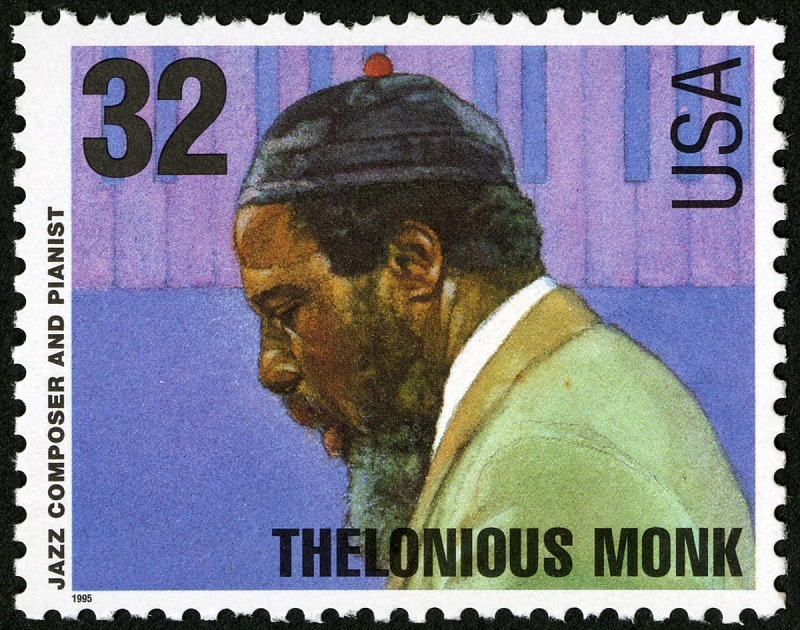 Image for 32c Thelonious Monk single