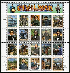 Stamp Stories: The Civil War