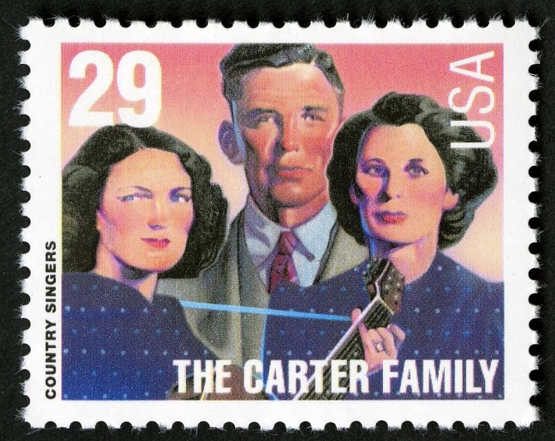 Image for 29c Carter Family single