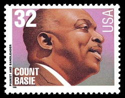 32c Count Basie single