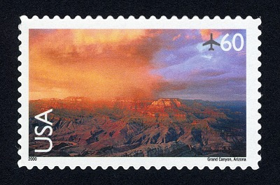60c Grand Canyon single