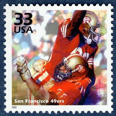33c San Francisco 49ers single