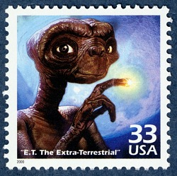 "33c ""E.T. The Extra Terrestrial"" single"