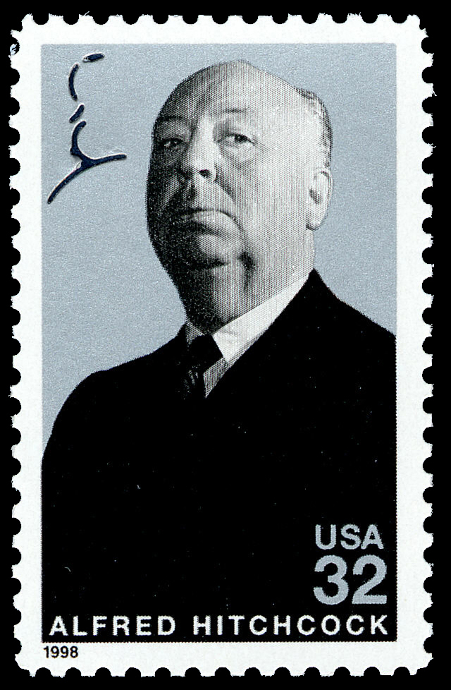 images for 32c Alfred Hitchcock single