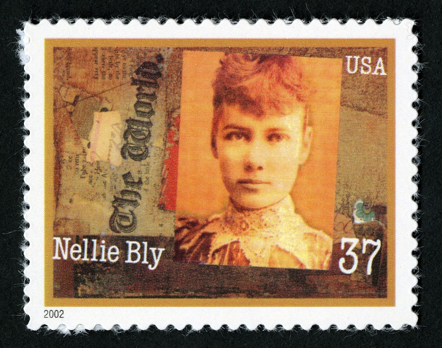 images for 37c Nellie Bly single