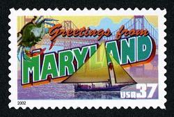 34c Maryland single