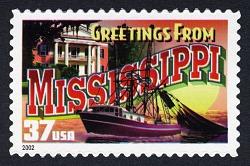 34c Mississippi single