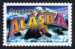 34c Alaska single