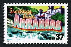 34c Arkansas single