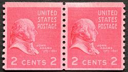 2c John Adams horizontal coil pair