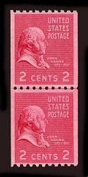 2c John Adams vertical joint line pair