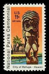 11c National Parks Centennial single