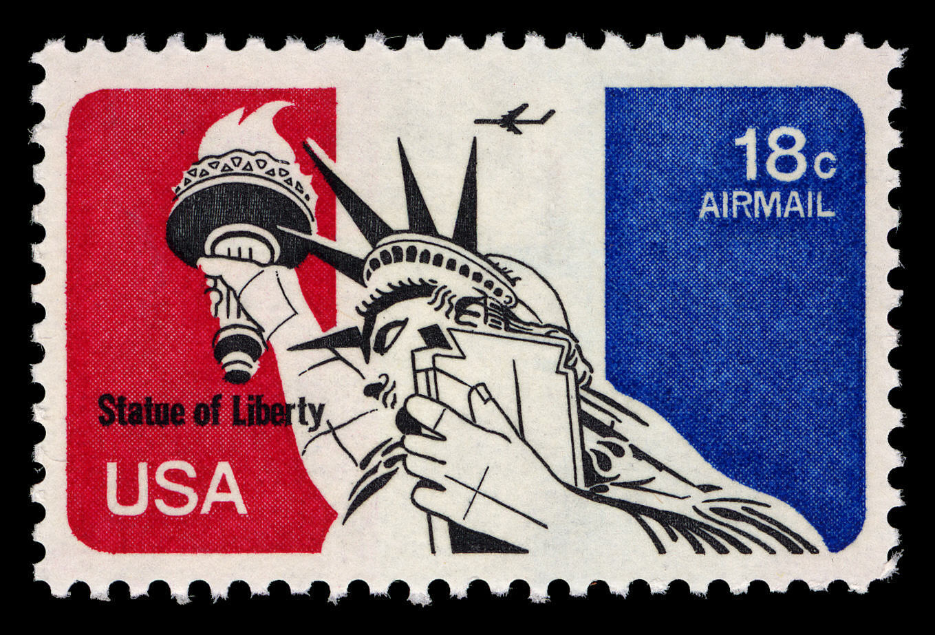 images for 18c Statue of Liberty single