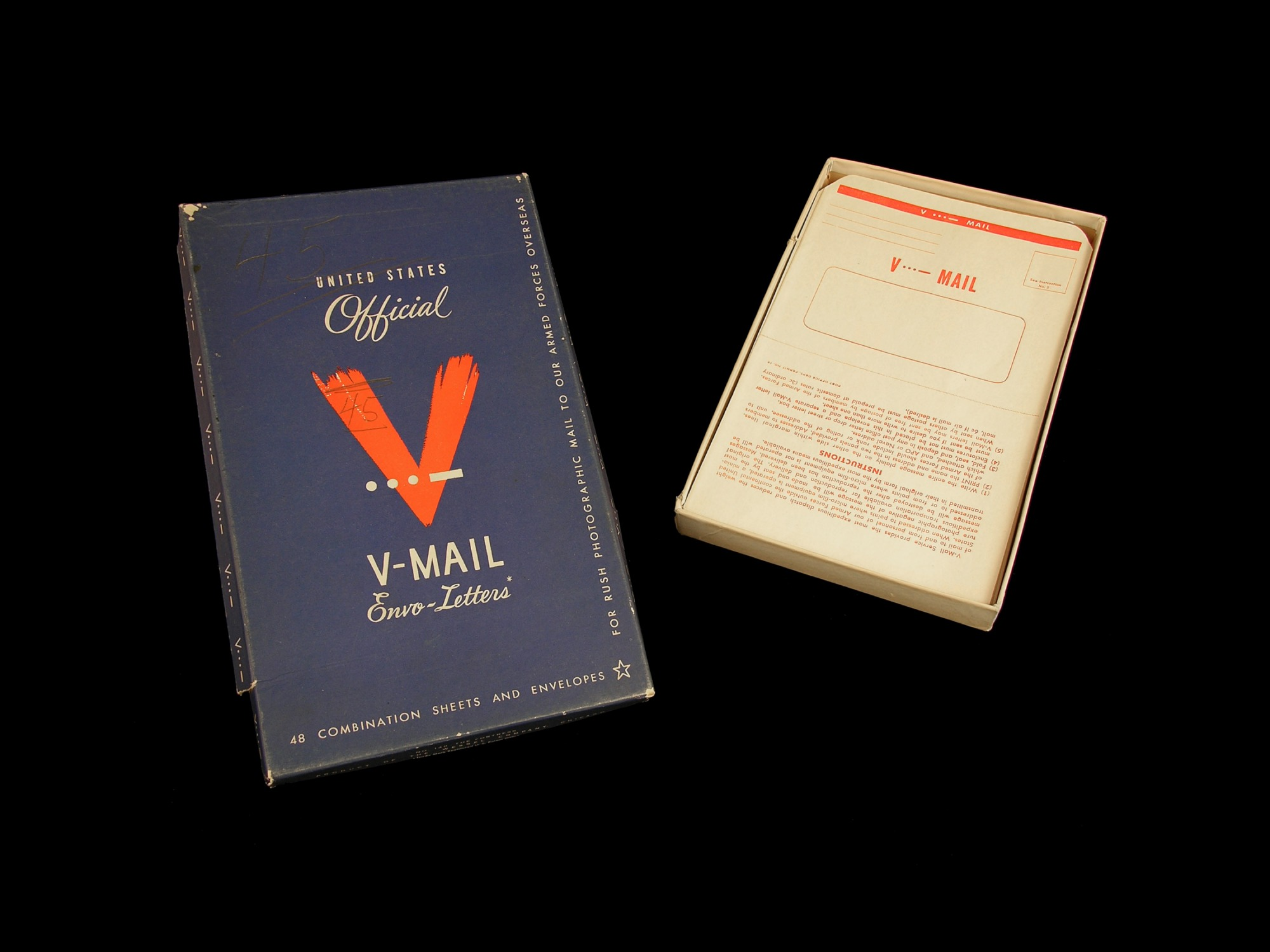 images for V-Mail stationery