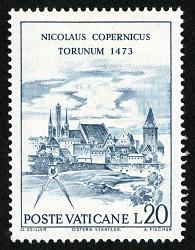 20 lire View of Torun single