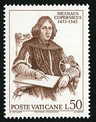 50 lire Copernicus single
