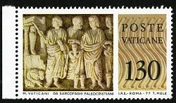 130 lire Raising of Lazarus single
