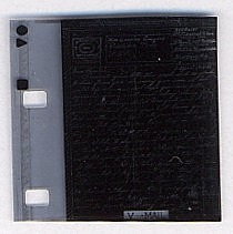 V-Mail microphotograph
