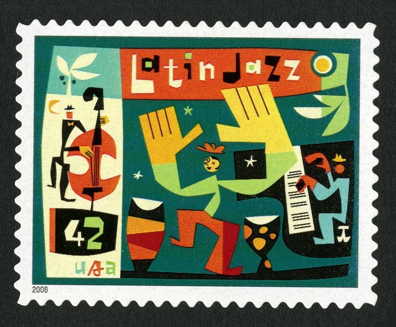 Image for 42c Latin Jazz single