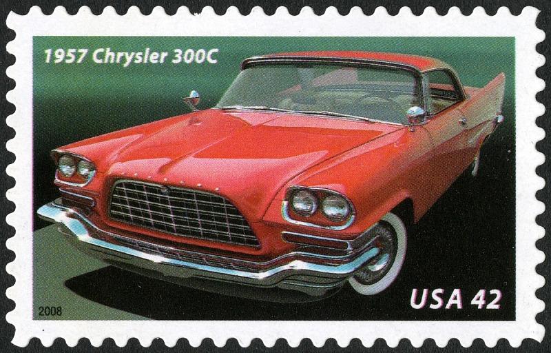 Image for 42c 1957 Chrysler 300C single