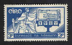 3p Allegory of Ireland and Constitution single