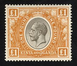 £1 King George V single