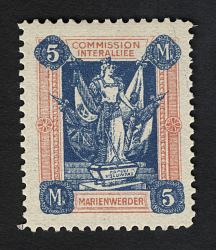 World War I Stamps