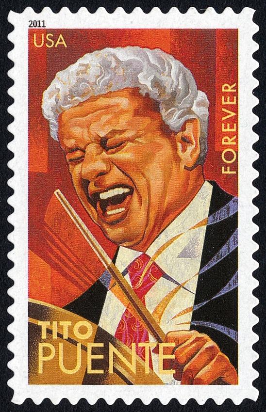 Forever Latin Music Legends: Tito Puente single