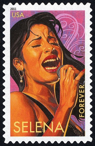 Latin Music Legends Forever Stamps | Smithsonian Institution