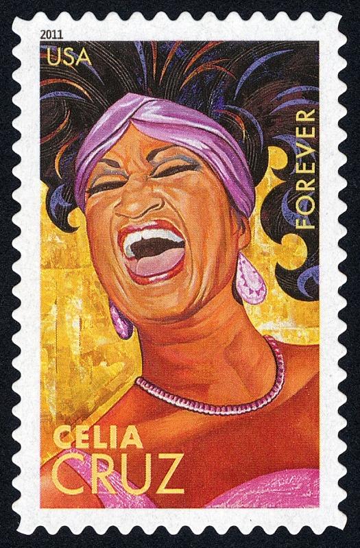 Image for Forever Latin Music Legends: Celia Cruz single