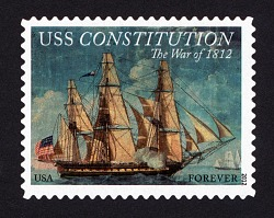 Forever The War of 1812: USS Constitution single