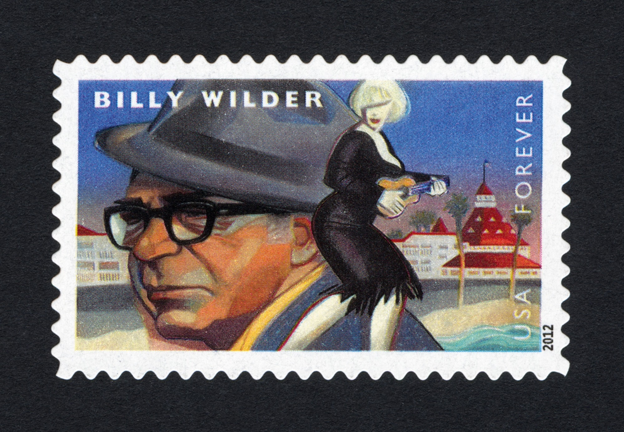 images for Forever Great Film Directors: Billy Wilder single