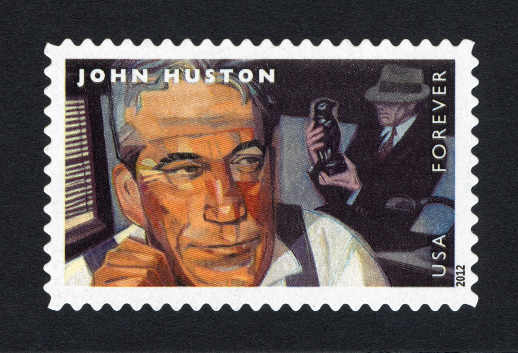images for Forever Great Film Directors: John Huston single