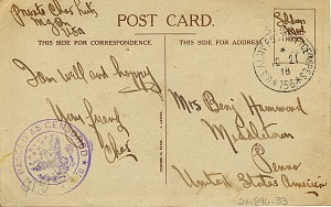 images for French postcard from World War I-thumbnail 2