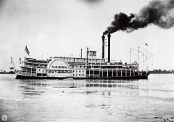 The Steamboat Arabia