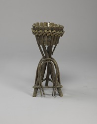 Plant stand, Rustic