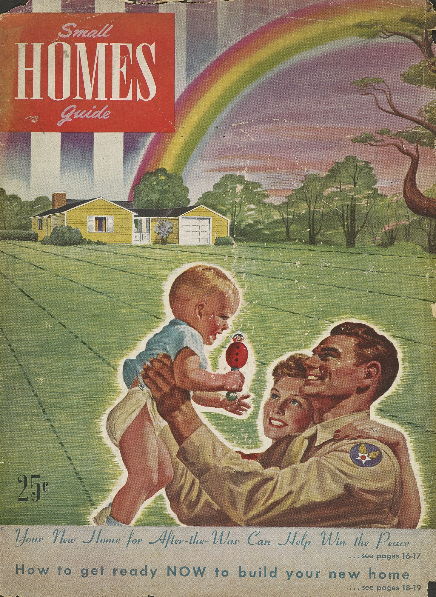 Small Homes Guide, New York, 1944