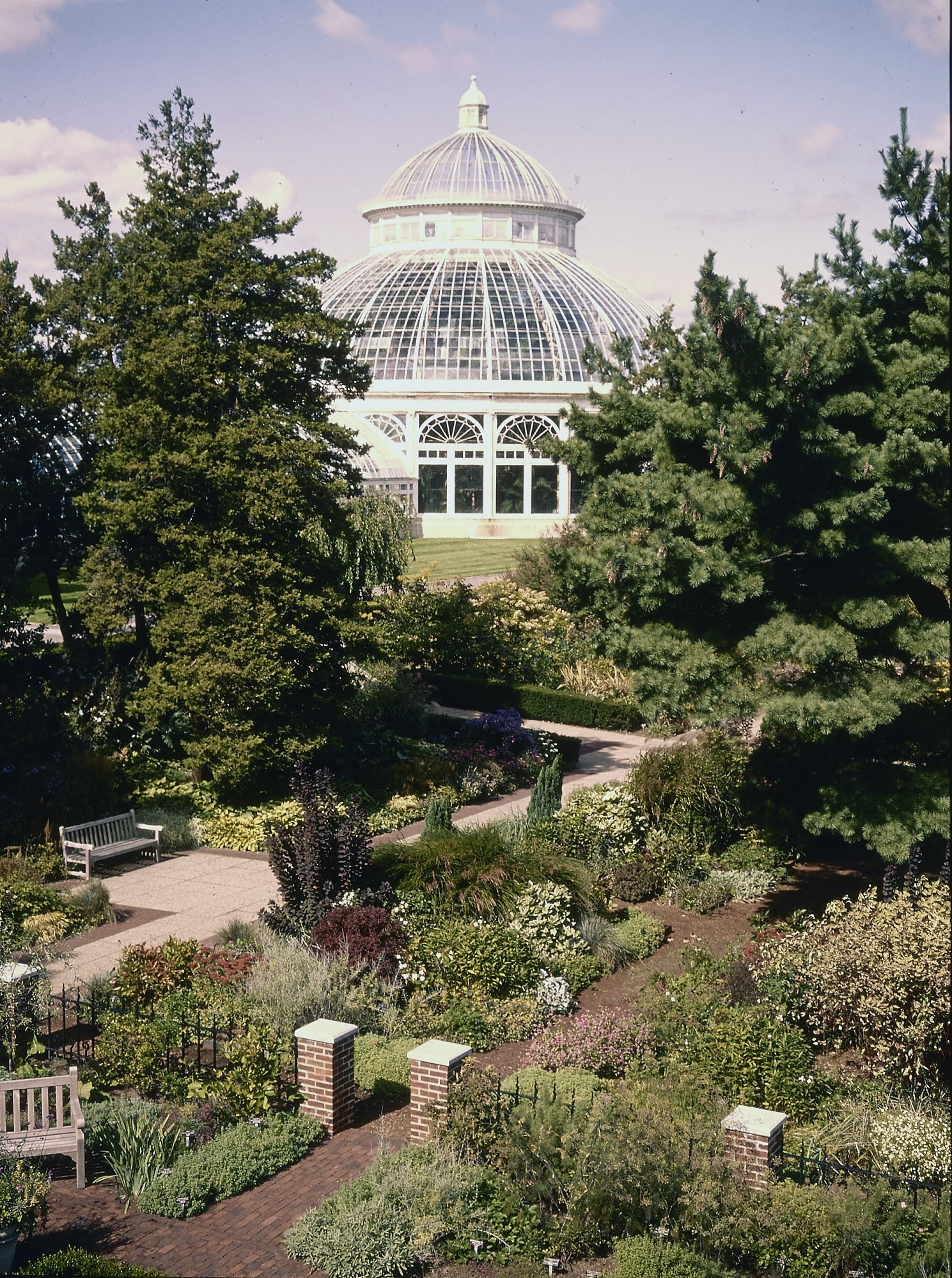 New York Botanic Garden, Photograph by Ken Druse