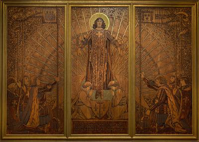 Adoration of St. Joan of Arc