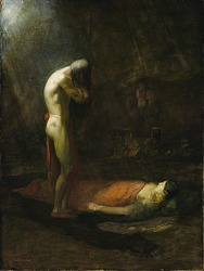 The Mourning Brave