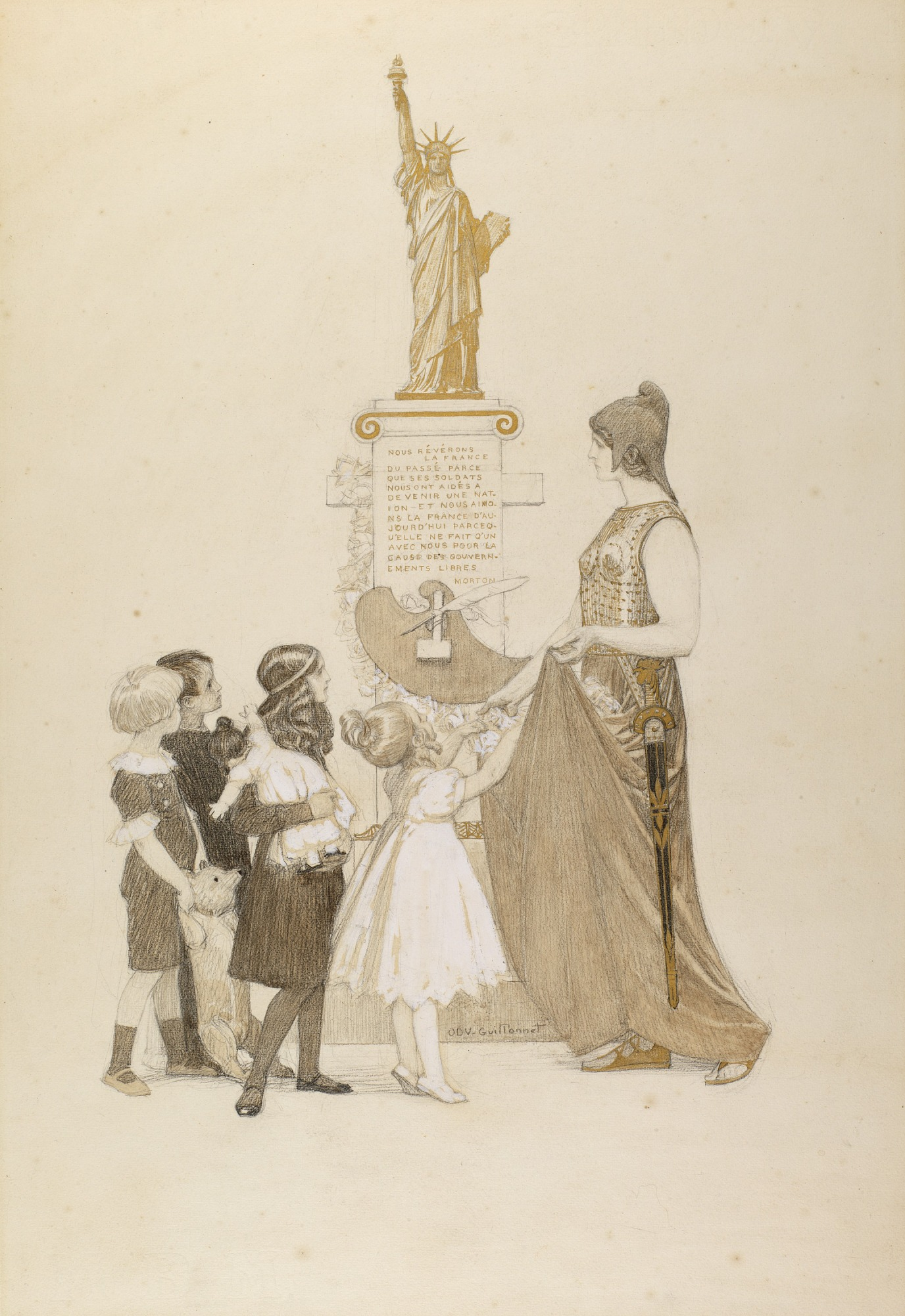 images for Offerings to the Goddess of Liberty