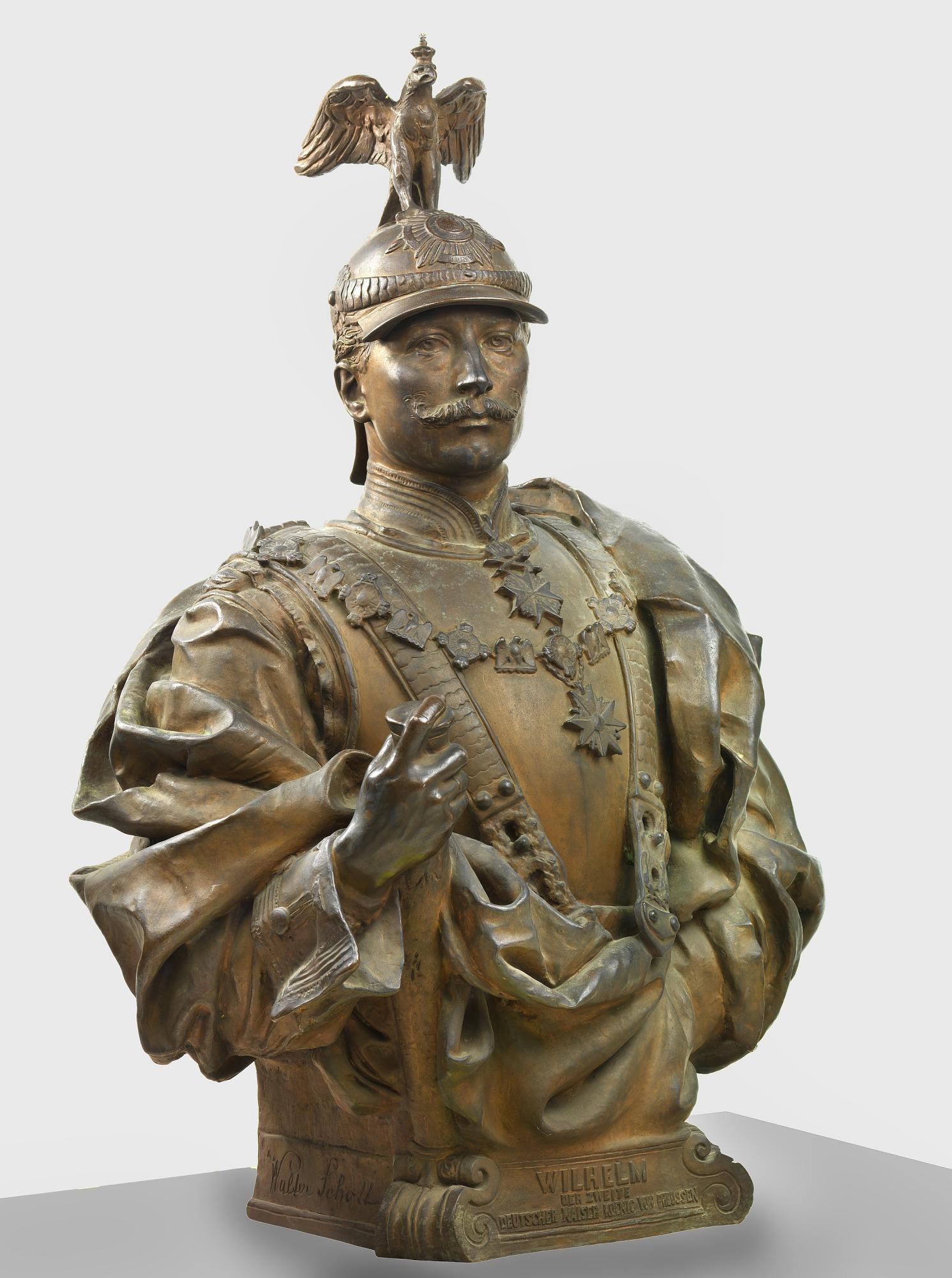 William II, Emperor, of Germany