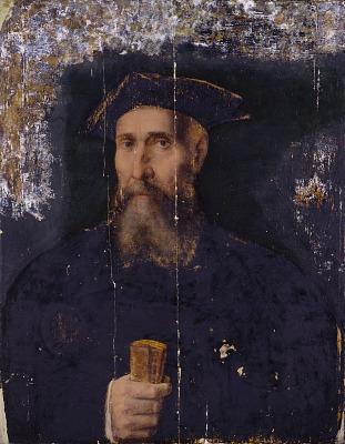 A Venetian Senator