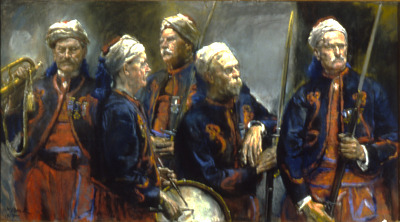 Fifty Years after the Battle, Fifth New York Volunteer Infantry--First Duryee Zouaves, Known as the
